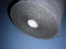 低壓損摺景活性碳濾材