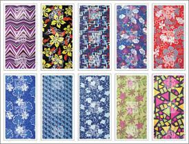 台湾织造魔术头巾、止汗带、小帽、领巾、手帕、口罩、头带、发圈、发束