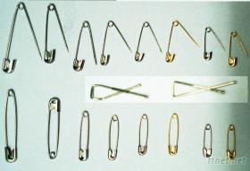 安全别针,扣针,Pins,回形针