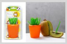 虎年最新產品「胡蘿蔔水果叉」重複使用,綠色創意生活用品!!!