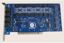 16路PCI電話錄音卡