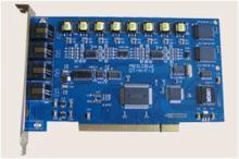 8路PCI電話錄音卡