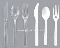 PLA(聚乳酸)餐具
