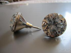 软包水晶扣钉
