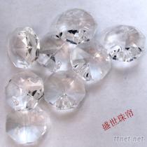 水晶灯饰配件﹘﹘八角珠