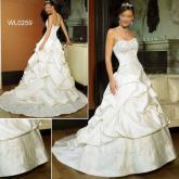 2008 欧款精致婚纱