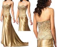 2008 欧款精致晚礼服