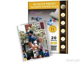 優質高光寫真相紙 260 gsm - A4(20張)