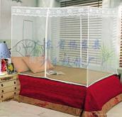 方頂蚊帳、方形蚊帳