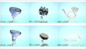LED浴缸燈