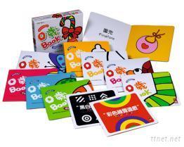 【風車圖書】0歲BOOK(全套10冊)-五感遊戲盒