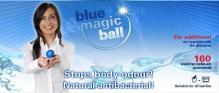 蓝色魔力抗菌球