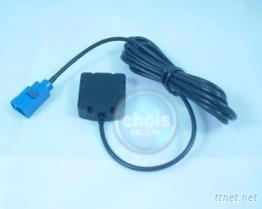 GPS天線塑膠包覆模具開發