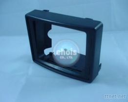 迷你小電視塑膠外殼模具開發
