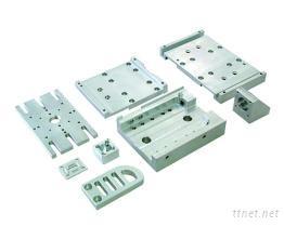 CNC铣床制品