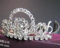 水晶皇冠发饰