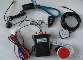 蜘蛛俠GPS摩托車防盜定位系統