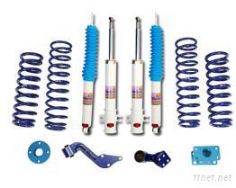 4x4/4WD/OFFROAD 零配件 - Suzuki 超金 加高套件組(可調式)