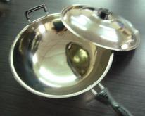 不鋼炒菜鍋