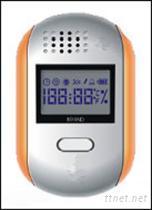 企鵝LCD數字顯示口臭探測器