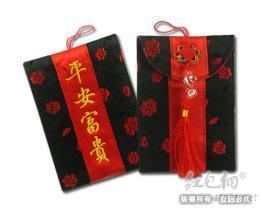 平安富貴葫蘆-小紅包袋