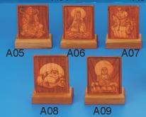 木制摆饰品