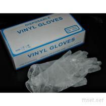 無粉PVC手套