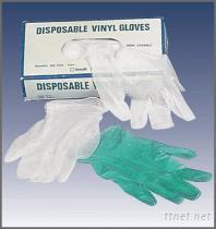 彩色PVC手套