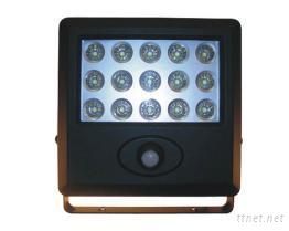 15W日本NICHIA LED感應燈