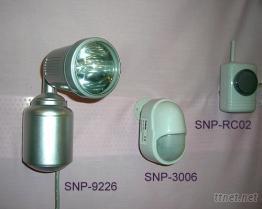 來客報知、照明、防盜系統