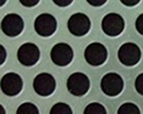 金屬沖孔網 - 金屬圓孔沖孔網