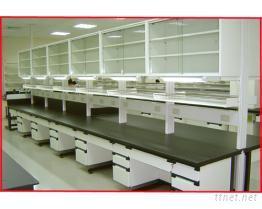 多功能鋼製實驗桌