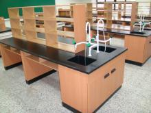 全木製實驗桌