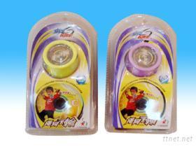 YOYO球(繩網飛輪加光碟)