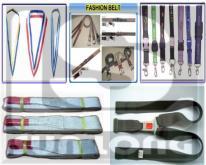 各式織帶加工成品