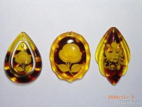 精緻樹脂配件-仿玳瑁裝飾品