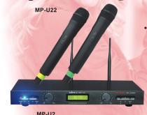 MIPU咪譜UHF無線麥克風MP-U2