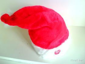 擺動音樂聖誕帽