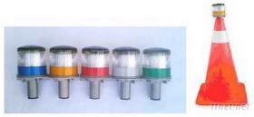 太陽能LED警示燈 (台灣製造)