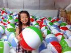 沙滩球, 海滩球, 充气球