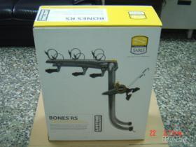 SARIS Bones RS 3-Bike 腳踏車攜車架 (自行車架)