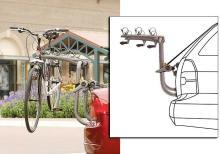 SARIS Bones RS 3-Bike 腳踏車攜車架 (腳踏車架)