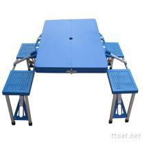 ABS戶外摺疊桌