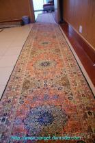 手工真絲地毯