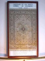 100%手工真丝艺术挂毯