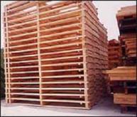 木箱、棧板