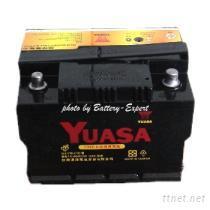 电池专家 Yuasa 55566-CMF 汤浅电池
