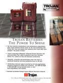 美國TROJAN產業電瓶(trojan battery)