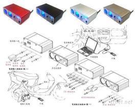 借電轉換器 (車上盒)