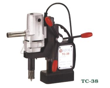 攜帶式磁性鑽孔機